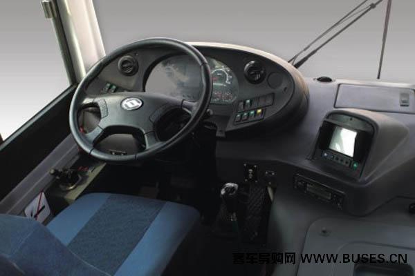 黄海DD6129B01F公交车(天然气国四24-49座)