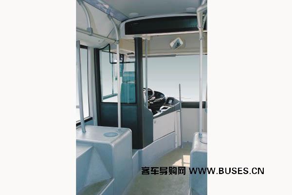 黄海DD6129S17公交车(柴油国四24-40座)