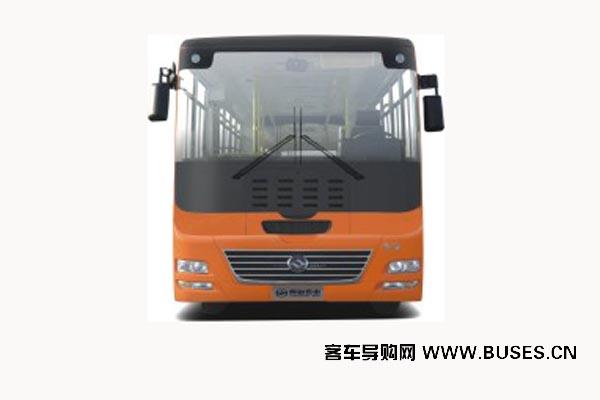 黄海DD6170B12客车