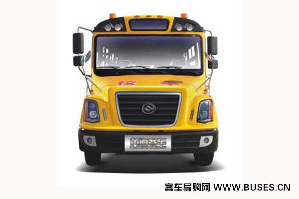 黄海DD6690C06FX幼儿专用校车