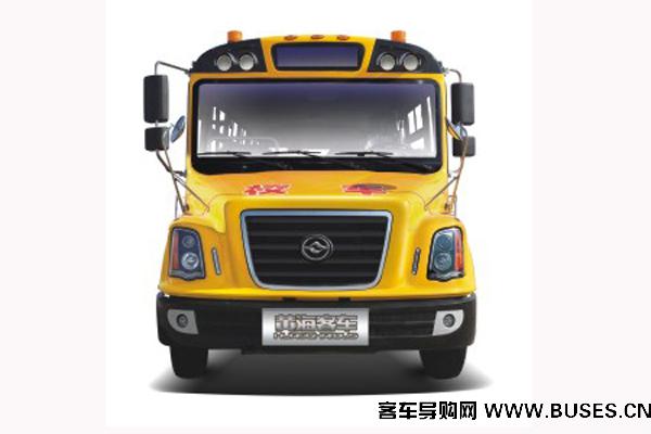 黄海客车DD6100C02FXN中小学生专用校车