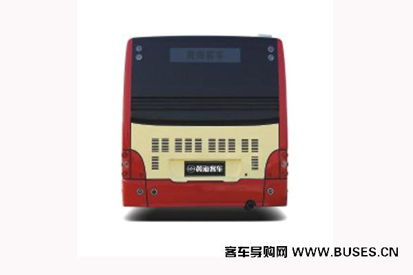 黄海客车DD6109PHEV1N混合动力
