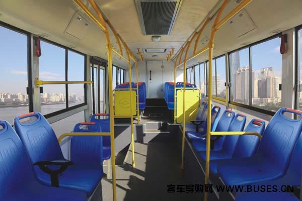 黄海DD6109PHEV1N客车(天然气/电混动国五18-34座)