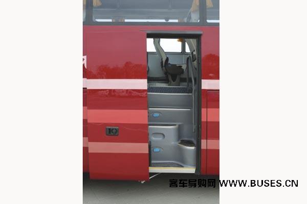 黄海DD6128C02N客车