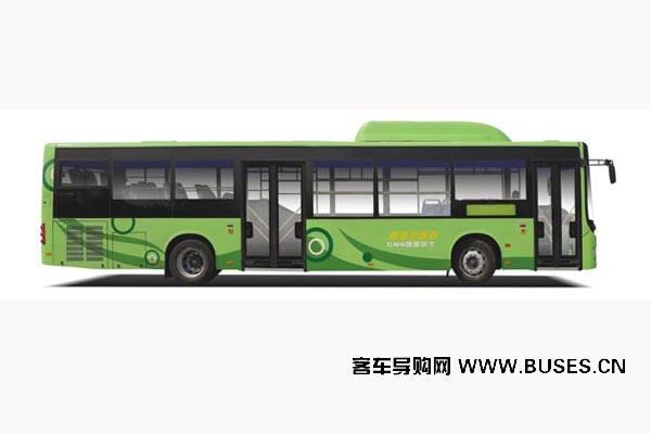 黄海DD6129B50N公交车(天然气国五22-46座)