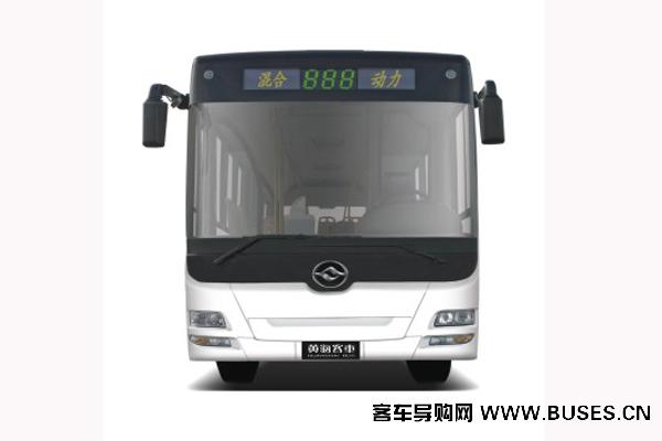黄海DD6129CHEV1公交车(柴油/电混动国四24-42座)