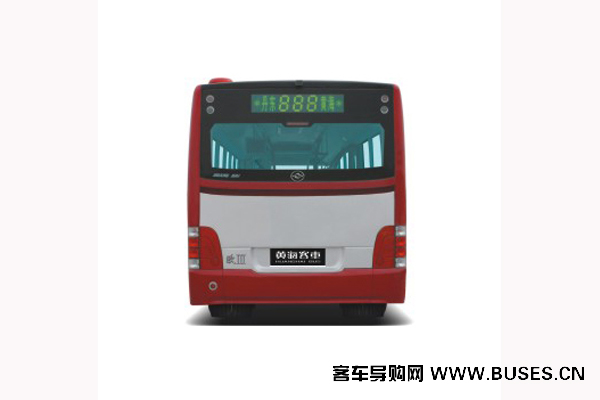 黄海DD6129B30公交车(天然气国四24-46座)