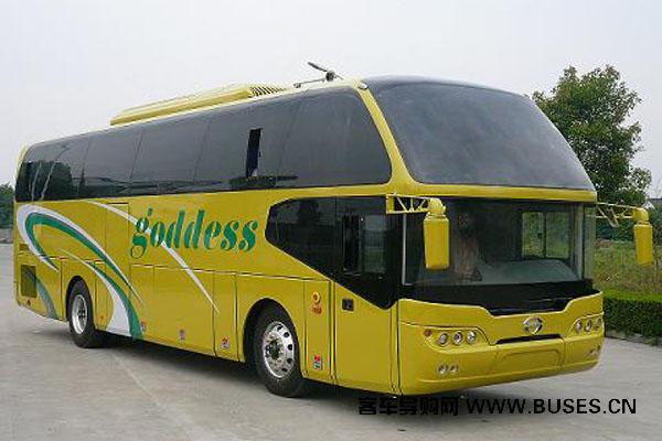 女神JB6110K豪华客车