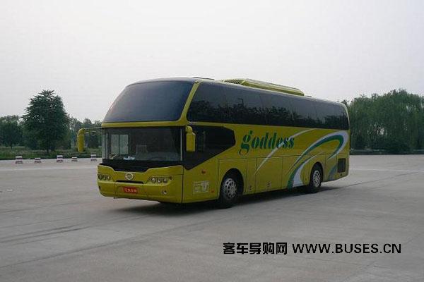 女神JB6110K豪华客车(柴油国四24-60座)