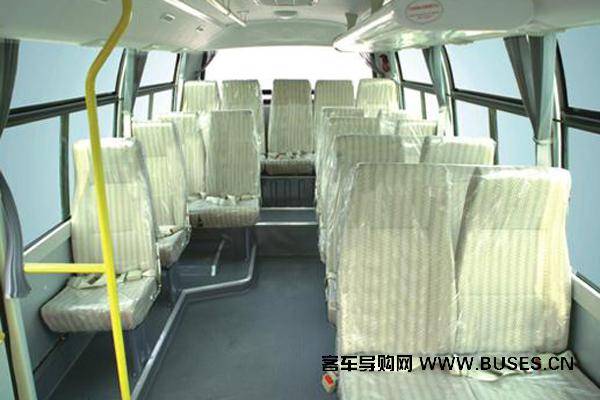 少林SLG6750T5E客车
