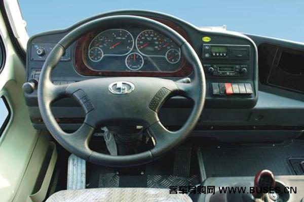 少林SLG6608T5E客车