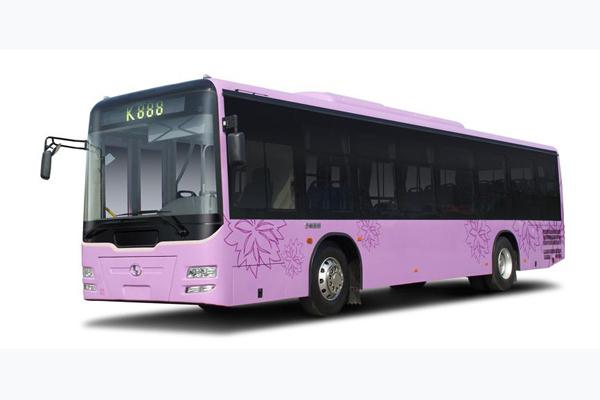 少林客车SLG6105T5GFR