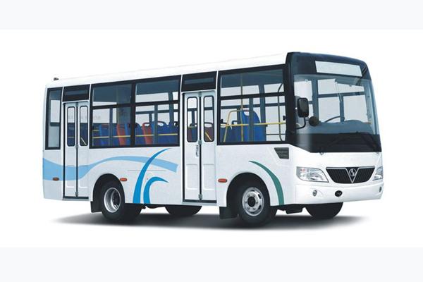 少林SLG6668T5GE公交车