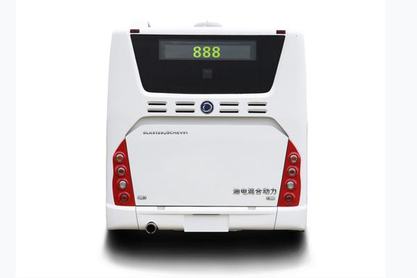 申龙SLK6129USBEV公交车