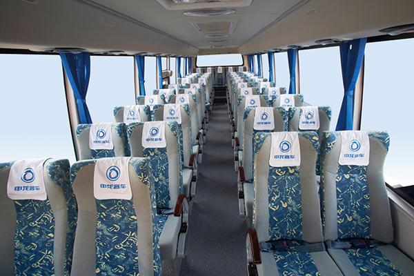 申龙客车 SLK6108SBEV1纯电动