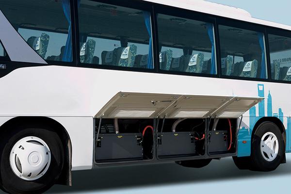 申龙纯电动客车 SLK6108SBEV