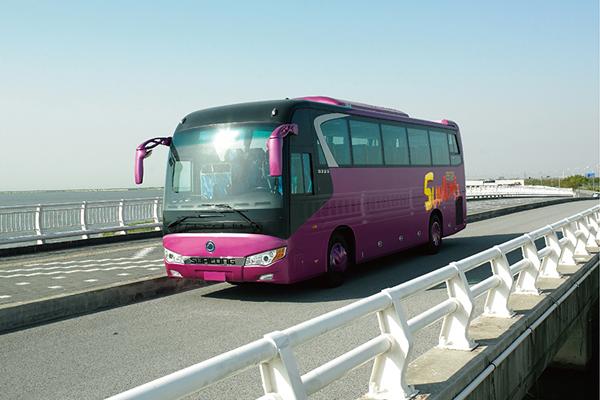 申龙客车 SLK6118TSD5