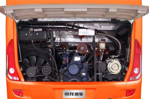 申龙SLK6120F8G客车(柴油国四24-55座)