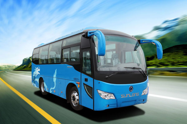 申龙SLK6802ASD5客车