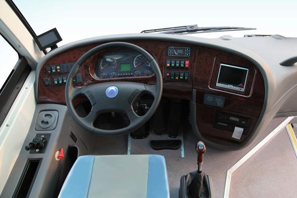 申龙SLK6802F5A客车
