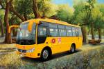 申龙SLK6750CZXC中小学生专用校车(柴油国四24-32座)