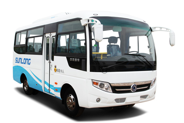 申龙SLK6600GED4客车