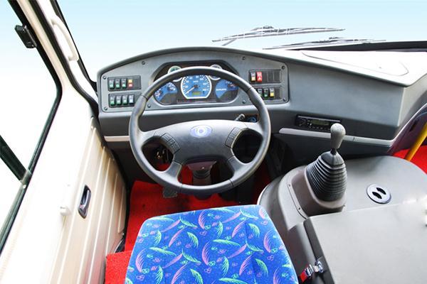 申龙SLK6600UC3G公交车