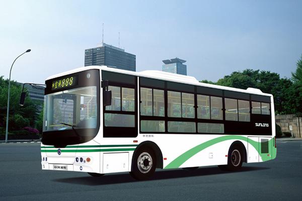 申龙城市客车 SLK6905UF5