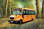 申龙SLK6800CYXC幼儿专用校车(柴油国四24-45座)