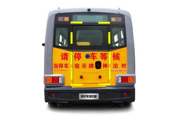 申龙SLK6800CXXC小学生专用校车