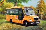 申龙SLK6680CZXC中小学生专用校车(柴油国四24-27座)