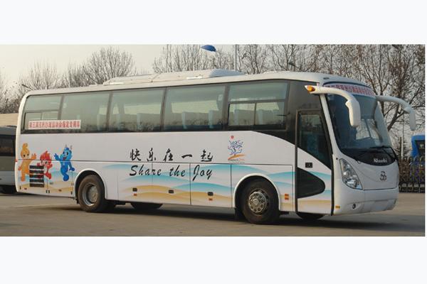 舒驰客车 YTK6118HET