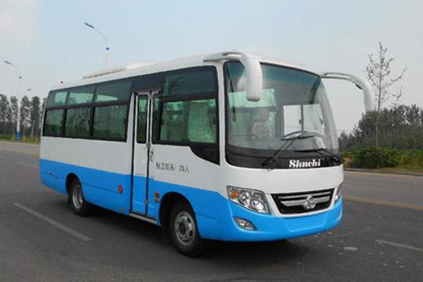 舒驰YTK6660N客车(天然气国四24-26座)