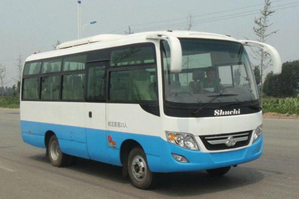 舒驰YTK6660D客车