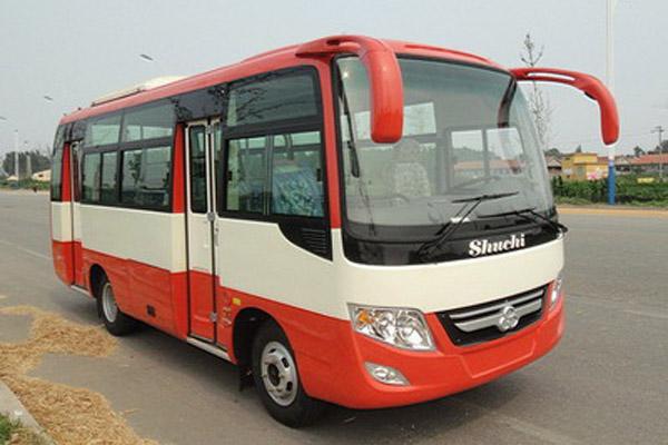 舒驰YTK6660GN公交车