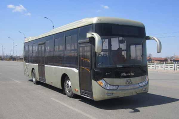 舒驰城市客车 YTK6110GET