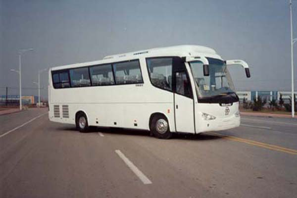 舒驰YTK6110D客车