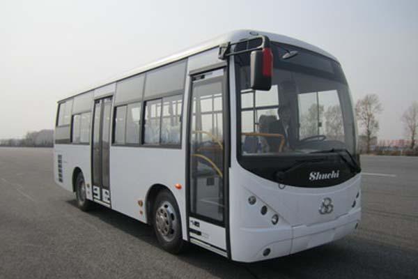 舒驰YTK6128GET1公交车