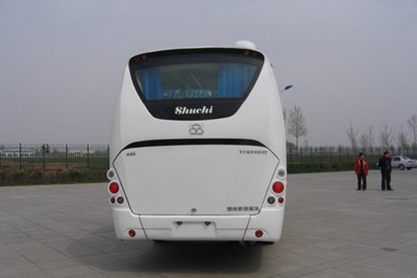 舒驰客车YTK6118EV1纯电动