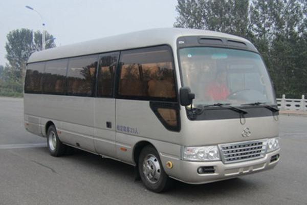 舒驰YTK6750EV客车