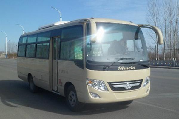 舒驰YTK6750D1客车