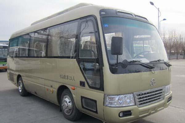 舒驰YTK6730EV客车