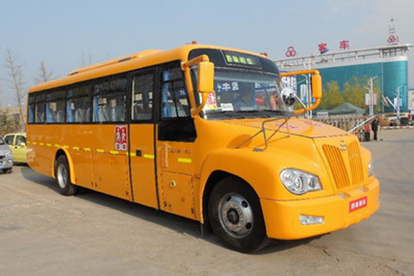 舒驰YTK6100AX小学生专用校车(柴油国四13-56座)