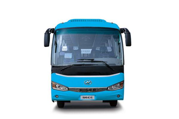 海格KLQ6902KAE41A客车(柴油国四10-23座)