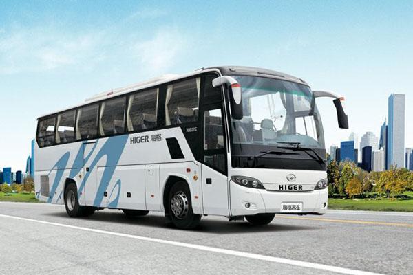 海格KLQ6115HTAE51B客车(柴油国五24-50座)