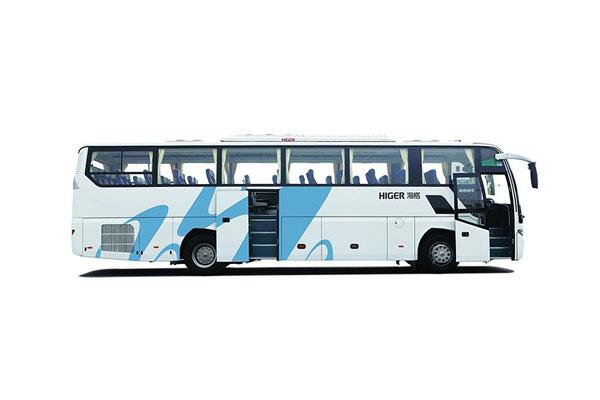 海格KLQ6115HAE51B客车(柴油国五24-48座)