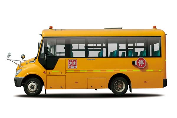 宇通ZK6609DX51中小学生专用校车