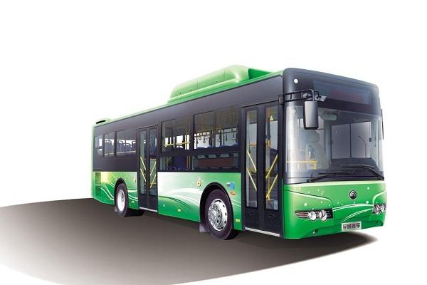 宇通ZK6125HNQ5G城市客车(天然气国五10-56座)
