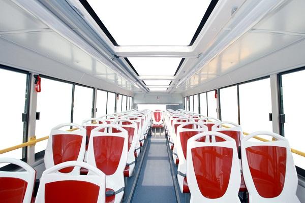 宇通ZK6116HGS2双层公交车(柴油国五10-80座)