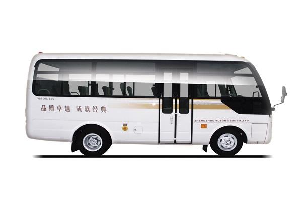 宇通ZK6669NG5客车(天然气国五10-21座)